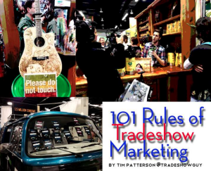 101 Rules of Tradeshow Marketing