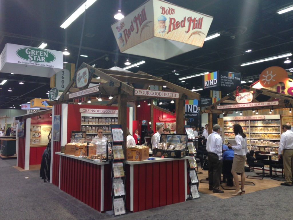 Bob's Red Mill - Expo West 2013