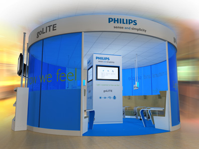 Philips Custom Stand