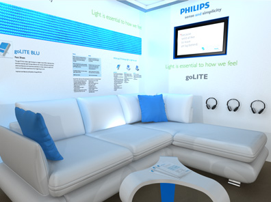 Philips Exhibition Stand