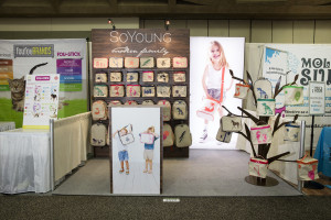 SoYoung makes it new booth debut at Natural Products Expo East in Baltimore, September 2015.