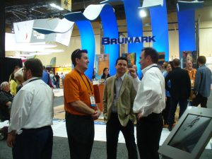 Tradeshows bring buyers