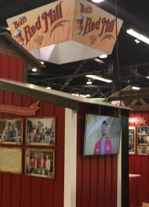 Using video in your tradeshow exhibit.