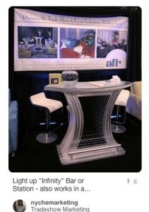 best pinterest boards on tradeshow marketing