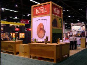 Kettle Foods Tradeshow Exhibit 2005