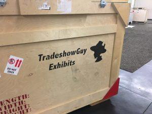 tradeshow logistics