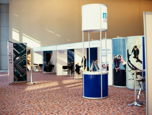 Tradeshow exhibition space