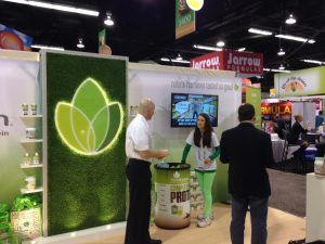 boosting tradeshow booth traffic