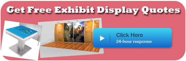 Free tradeshow exhibit quotes