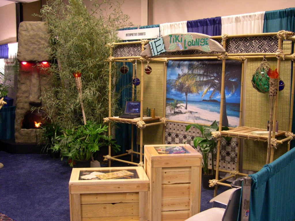 remembering your first tradeshow
